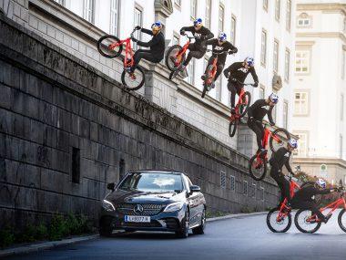 Fabio Wibmer Bikezilla