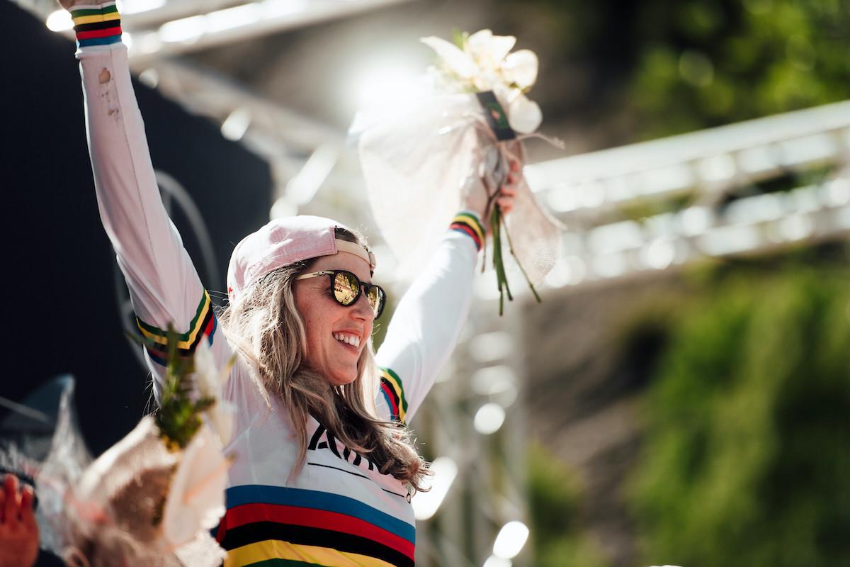 Rachel Atherton Bikezilla