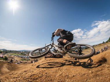 Crankworx 2020 Rotorua Dual Slalom Bikezilla