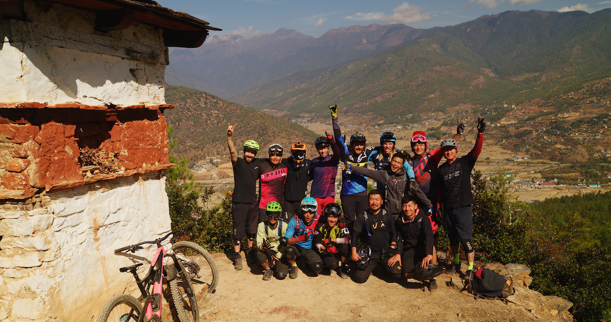 THE INAUGURAL ASIAN ENDURO SERIES IN BHUTAN STARTS THIS DECEMBER