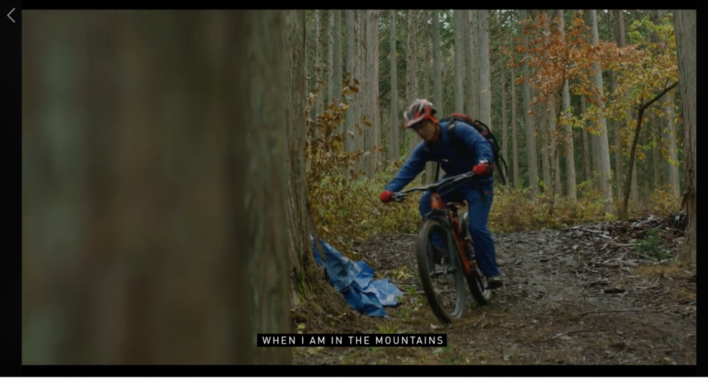 To dig new mountain bike trails in Japan is no easy task, ultimately requiring approval from the government. Ryo Hazuma has spent the better half of a decade earning respect and permission to build trails in the Minami Alps, intersecting mountain biking with heritage and culture across generations.
