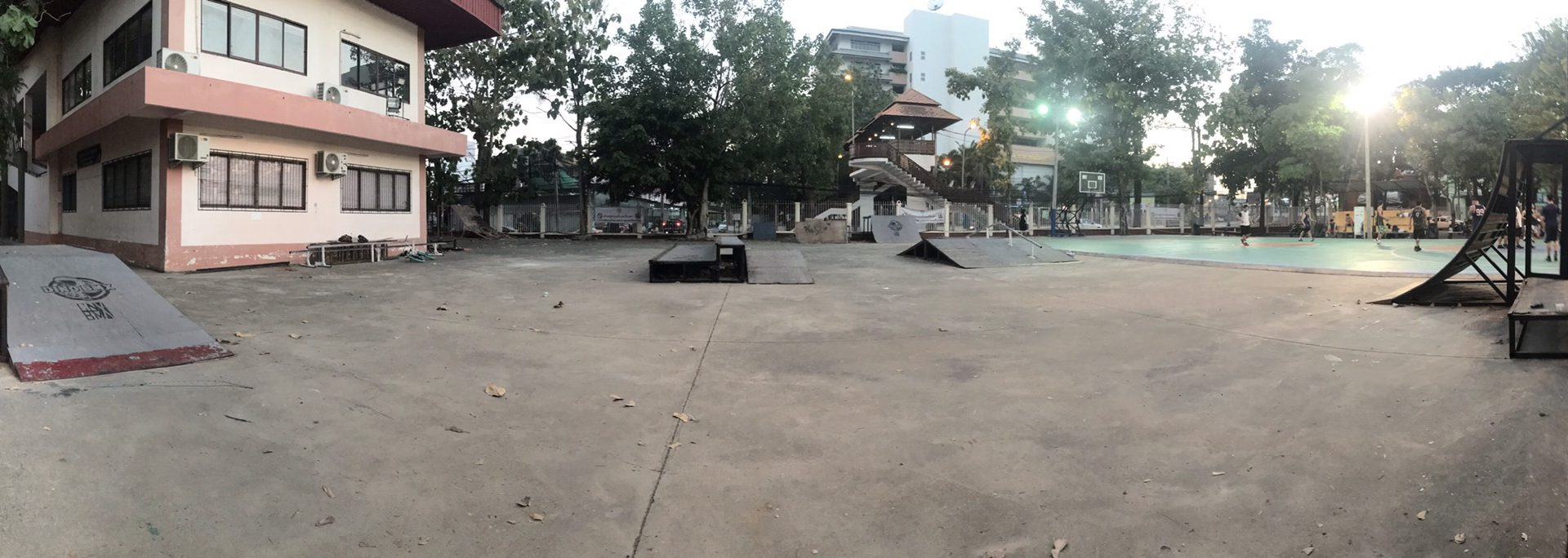 Muang Chiang Mai Stadium BMX Park Bikezilla