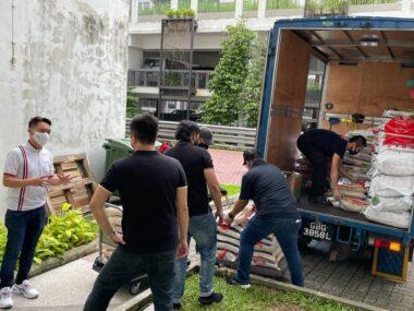 Vesak Day Rice Distribution Foreknow Fat Bike Club Bikezilla
