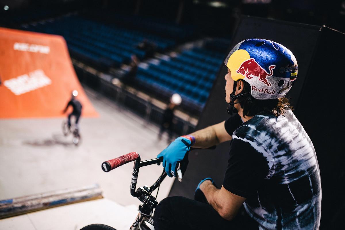 Daniel Dhers Red Bull Bikezilla