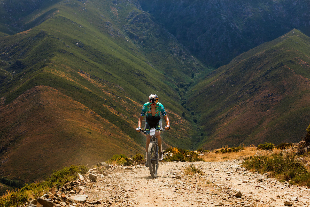 European XCM Champion makes 'Double Everest' for possible world record