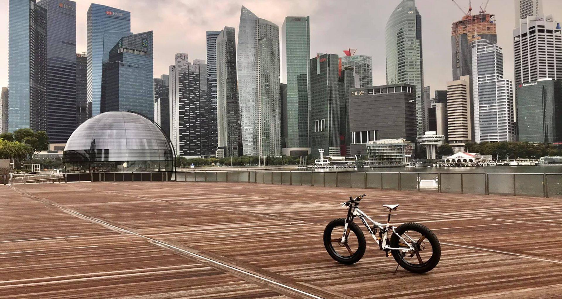 Foreknow Fat Bike Club Bikezilla